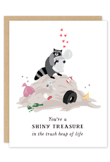 Party of One Card Shiny Treasure