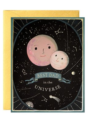 joo joo paper Card Father's Day Universe