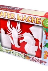 BDC Craft Paper Mache Paint Kit 4 Piece Set Marine