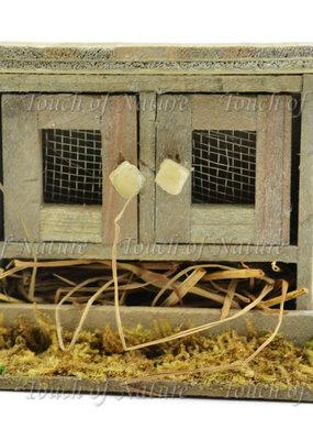 Touch of Nature Miniature Garden Bunny Hut