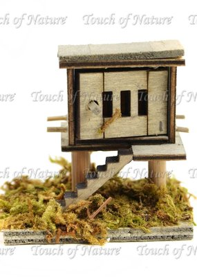 Touch of Nature Miniature Chicken Coop 2 Inch