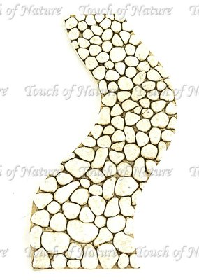 Touch of Nature Curved Stone Path 6 Inch