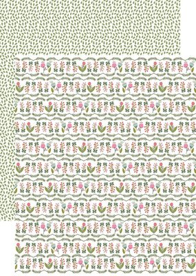 Reminisce 12 x 12 Decorative Paper Best