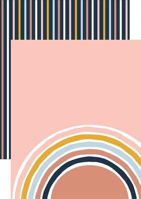 Reminisce 12 x 12 Decorative Paper Be Kind