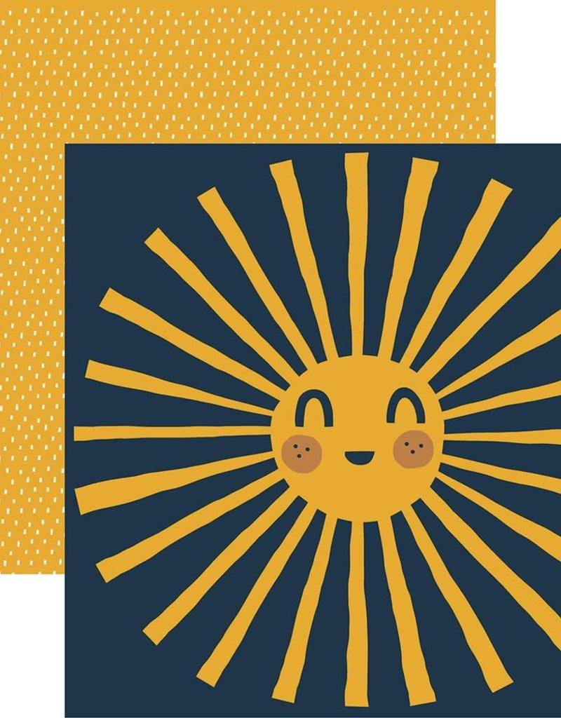 Reminisce 12 x 12 Decorative Paper Sunshine