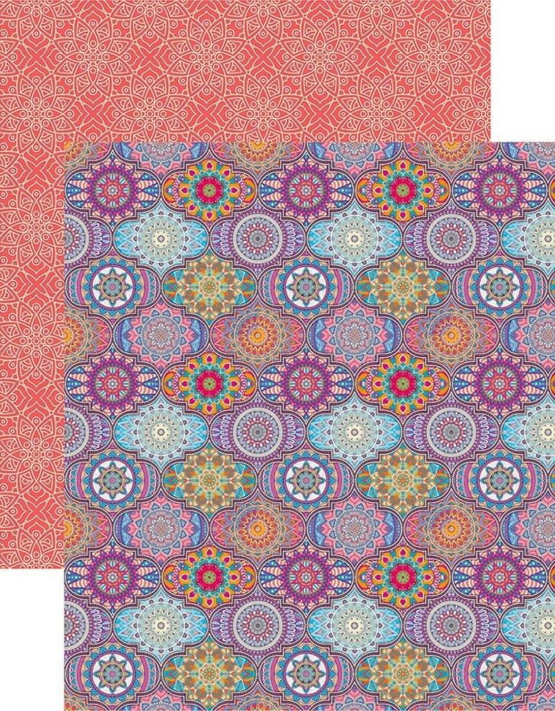 Reminisce 12 x 12 Decorative Paper Namaste