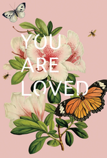 P Flynn Design Card You Are Loved