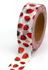 collage Washi Small Strawberries