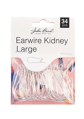 Earwire Kidney Large
