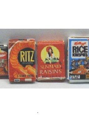 Handley House Mini Food Boxes Set of 4