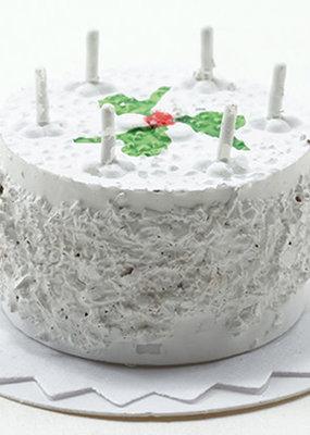 Handley House Mini White Birthday Cake