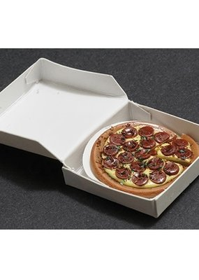 Handley House Mini Pizza in Box with Slice