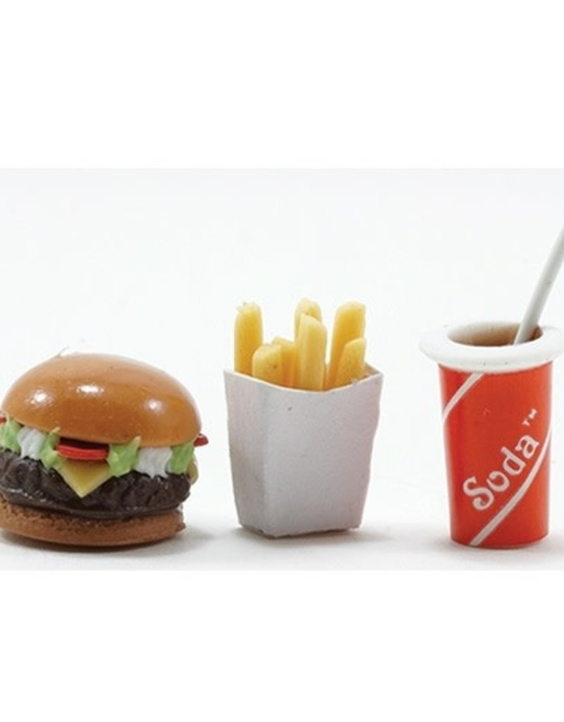 Handley House Mini Burger, Fries & Drink