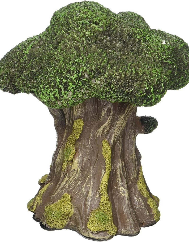 Touch of Nature Mini LED Tree House 6 Inch