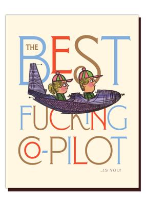 Offensive Delightful Card Co-Pilot