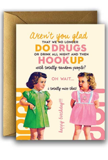 Offensive Delightful Card Drugs and Hookups