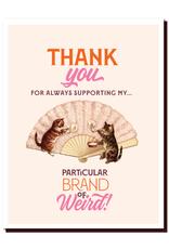 Offensive Delightful Card Brand Of Weird