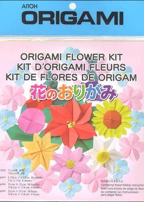 Aitoh Origami Paper Flowers