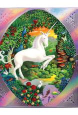 eeBoo Locking Journal Unicorn