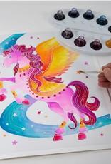 Sentosphere Aquarellum Unicorn & Pegasus