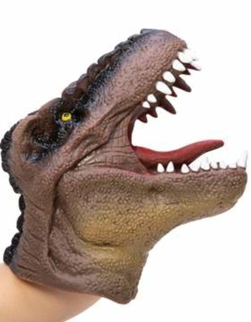 Schylling Dino Hand Puppet