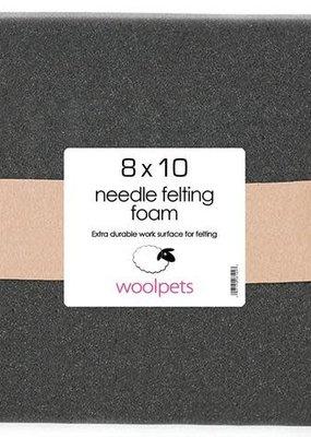 Woolpets Needle Felting Foam Pad 8 x 10