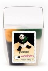 Woolpets Needle Felting Kit Panda