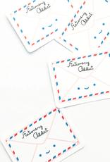 Ilootpaperie Sticker Stationery Addict Envelope