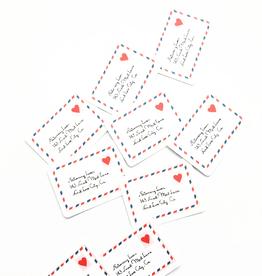 Ilootpaperie Sticker Stationery Lover Envelope