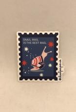 Ilootpaperie Sticker Snail Mail Snail Stamp