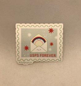Ilootpaperie Sticker USPS Forever Stamp Sticker
