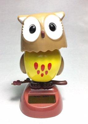 Solar Dancing Toy Owl