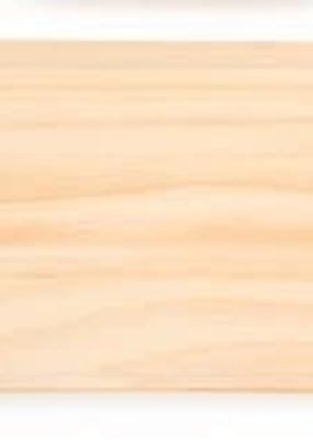 Darice Wood Plaque 5 x 7 Inch  Style 5