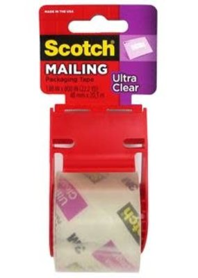 Scotch Mailing  Tape With Dispenser