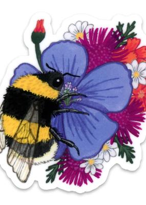 Cactus Club Sticker Bumblebee