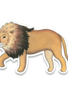Cactus Club Sticker Lion