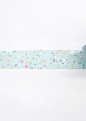 Desk of Sandra Washi Confetti Blue