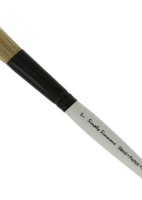 Robert Simmons Simply Simmons Stencil Brush 1""