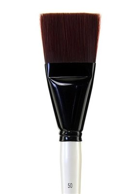 Robert Simmons Simply Simmons XL Stiff Synthetic Brush Flat 50