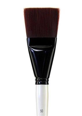 Robert Simmons Simply Simmons XL Stiff Synthetic Brush Flat 50