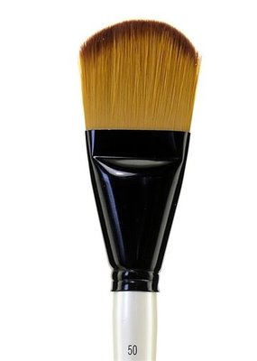 Robert Simmons Simply Simmons XL Soft Synthetic Brush Filbert 50