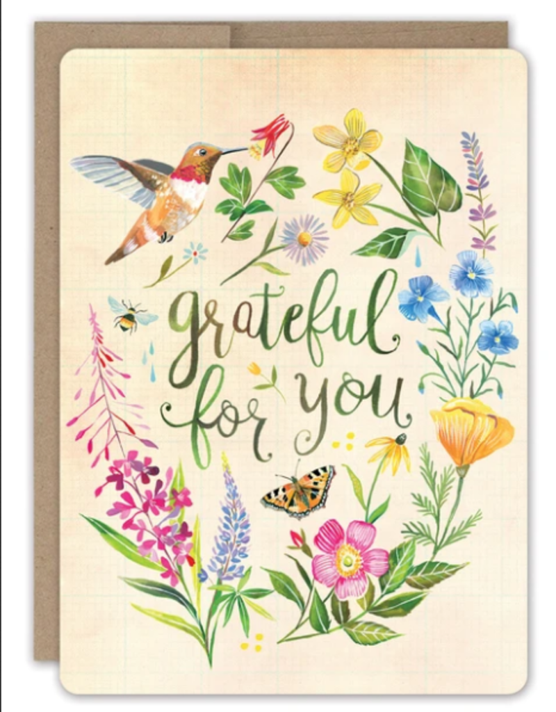 Biely & Shoaf Co. Boxed Cards Grateful