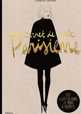 Gingko Press Mode Parisienne A Fashion Coloring Book