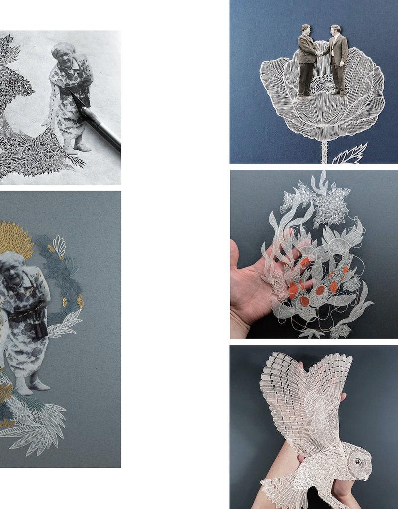 Gingko Press Paperists Infinite Possibilities in Paper Art