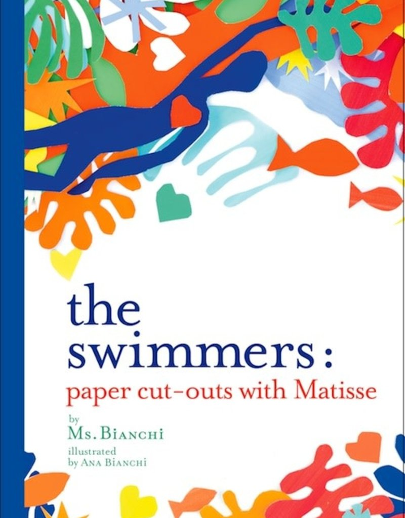Gingko Press The Swimmers Paper Cut-Outs with Matisse