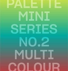 Gingko Press Palette Mini Series 02 Multicolour