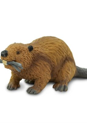 Safari Beaver Figurine