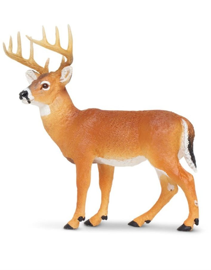 Safari Whitetail Buck Figurine