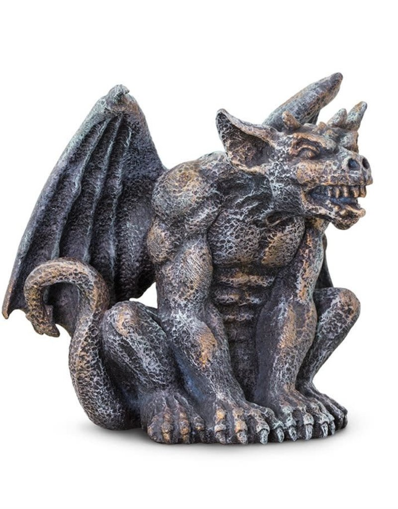 Safari Gargoyle Figurine