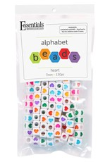 Leisure Arts Heart Cube Beads